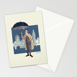 mr. Grant Stationery Cards