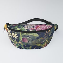 Midnight Forest VII Fanny Pack