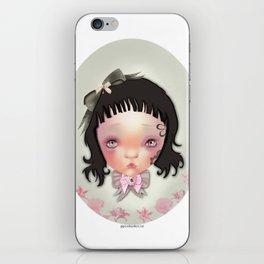 ppinkydolls art print iPhone Skin