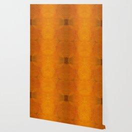 """Sabana Sunset Light Polka Dots"" Wallpaper"