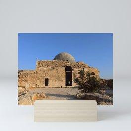 Ancient Palace Mini Art Print