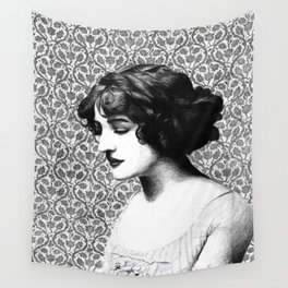 Miss Lily Elsie Wall Tapestry