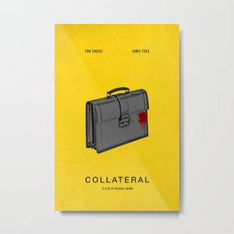 Collateral Metal Print