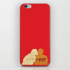 City of God iPhone & iPod Skin