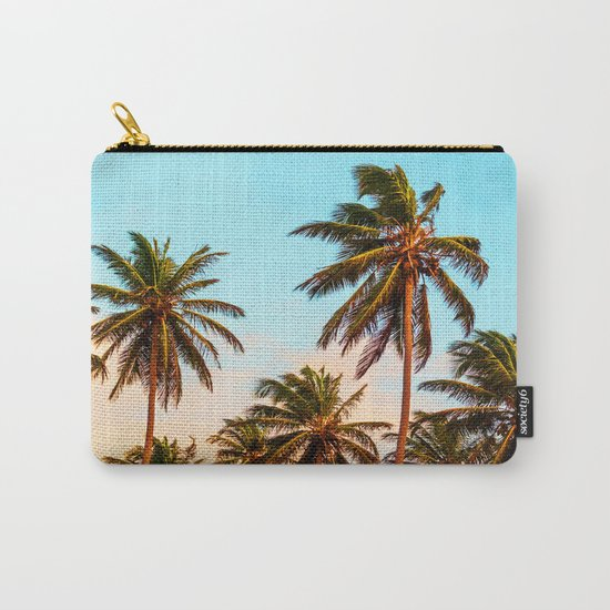 Palms trees. Carry-All Pouch