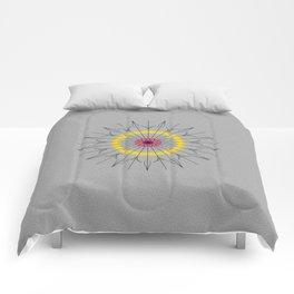 Round disc Comforters