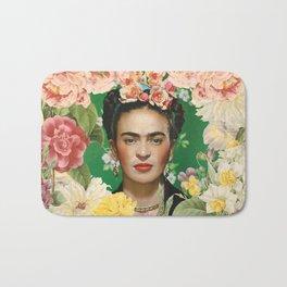 Frida Kahlo IV Bath Mat