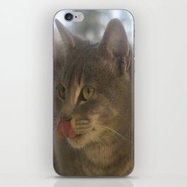 Feral Beauty iPhone Skin