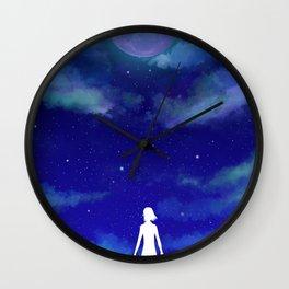 Plenilunio Wall Clock