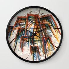 The City pt. 5 Wall Clock