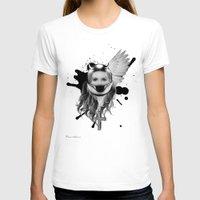 harley T-shirts featuring harley girl by mark ashkenazi