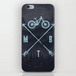 Downhill MTB iPhone Skin