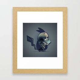 Gotta catch 'em all! Framed Art Print