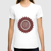 ethnic T-shirts featuring Ethnic by Iris López