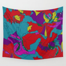 summers grace #2 Tropical Wall Tapestry