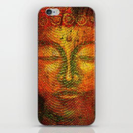 """"""" The one who is master of him even is more tall than the one who is the master of the worl iPhone Skin"""