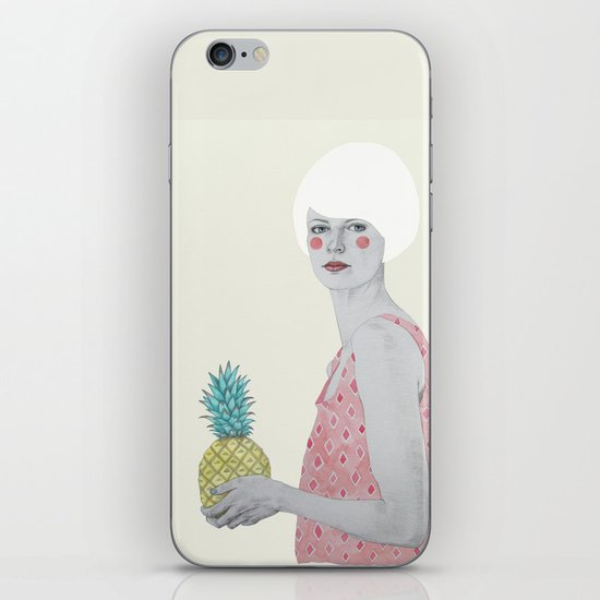 Ana iPhone Skin