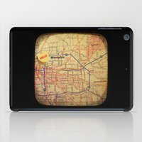 memphis iPad Cases featuring Hello Memphis by CAPow!