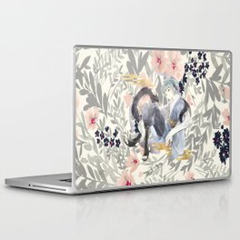teen mitsuki Laptop & iPad Skin