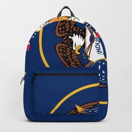 Flag of Utah Backpack