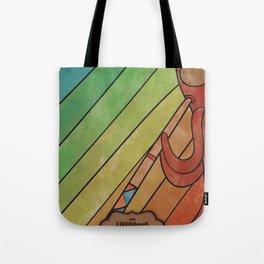 CIORIØOUITTI From LinebOo0O (Didgeridoo) Tote Bag