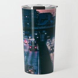 Tokyo trafic Travel Mug