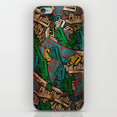 Slapbox iPhone & iPod Skin