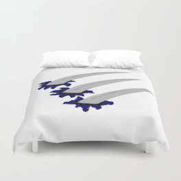 Superhero x-men Duvet Cover