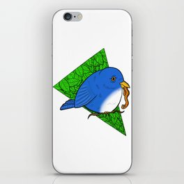 The Early Bird Gets the Worm iPhone Skin