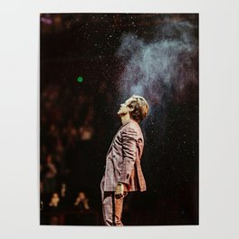 Harry on stage #3 Poster