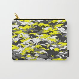Whippet camouflage Carry-All Pouch