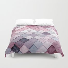 rosa pattern Duvet Cover