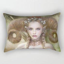 The Counselor Rectangular Pillow