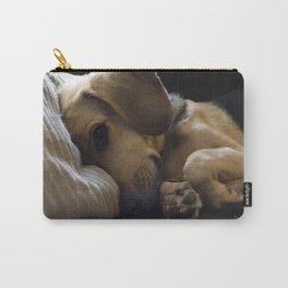 Sleepy Dog Carry-All Pouch