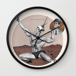 Arnie - Total Recall Wall Clock