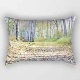 The Fallen Trail Rectangular Pillow