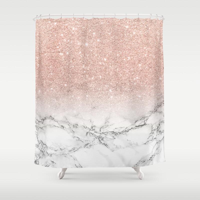 Hot pink shower curtain - Hot Pink Polka Dot Shower Curtain Hot Pink Polka Dot Shower Curtain 17