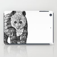 panda iPad Cases featuring Panda by BIOWORKZ