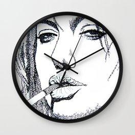Angelina Jolie Wall Clock