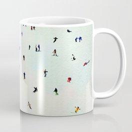 Winter vacation aquarelle Coffee Mug