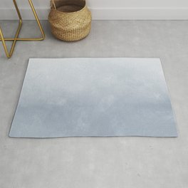 Gradient grey grunge abstract texture looking cool Rug