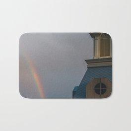 Baylor University Rainbow Bath Mat