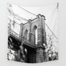 Brooklyn Bridge, New York Wall Tapestry