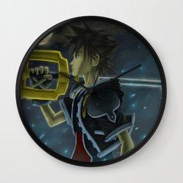 Kingdom Hearts Sora Wall Clock