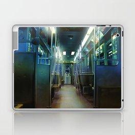 Ghost Train Laptop & iPad Skin