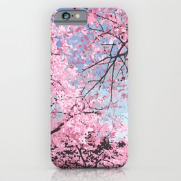 High Park Bloom iPhone Case