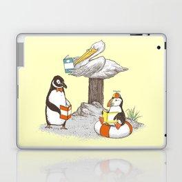 Birds of Literacy Laptop & iPad Skin