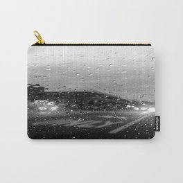 Rain in Ridgewood Carry-All Pouch