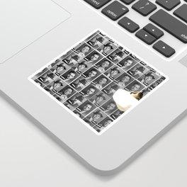 Mob Masses Sticker