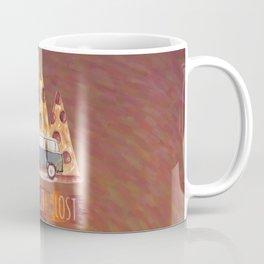 Lost Pizza Coffee Mug